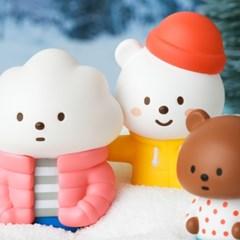 Fluffy House Series2 Winter (플러피하우스 시리즈2_윈터)_랜덤