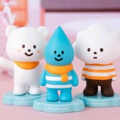[팝마트코리아 정품 판매처] 플러피하우스 시리즈1_박스