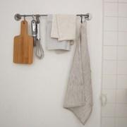 thin stripe kitchen fabric _ 3 color
