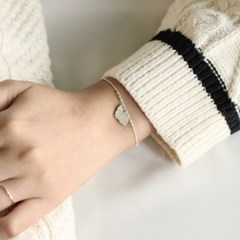 [Silhouette] Cat bread bracelet