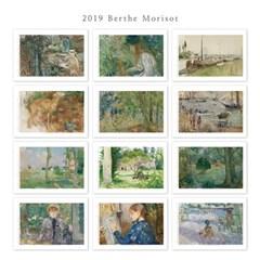 [2019 명화 캘린더] Berthe Morisot 베르트 모리조 Type A