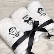 Hotel Towel (Dave)