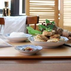 일본식기 하나모노 접시모음_(1058105)