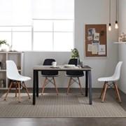 프리코 그레이 스틸 1200 식탁 / 테이블 / 책상
