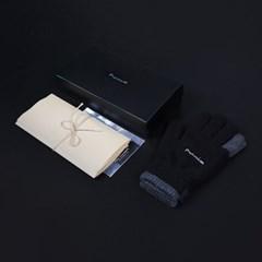 디어모먼트 겨울 스마트폰 터치 커플 약속장갑 (BEIGE)