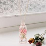 핑크안개 천일홍 꽃을 담은 클린 디퓨저 세트-작약 향_(100727339)