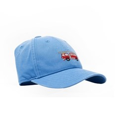 [Hardinglane]Kid`s Hats Firetruck on coast blue
