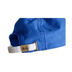[Hardinglane]Kid`s Hats Anchor on dark periwinkle