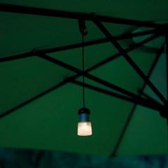[트로이카] USB LATERNE 캠핑 LED 랜턴 (LAT60/BK)