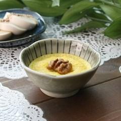 일본식기 노자와 일본 꽃종지_(1058579)