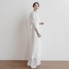 [CLAIR DE LUNE] BELLA DRESS