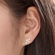 14K 귀걸이 다프네(옐로우골드)
