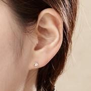 14K 귀걸이 레이(핑크골드)
