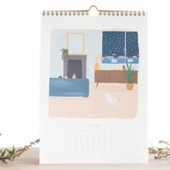 Atelier Bobbie 2019 Calendar_Chronos