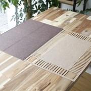 로뎀 테이블(식탁) 개인매트 (2color)_(1413086)