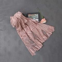 [더로라]캐시 30 울 스카프 - 리듬멜로디 S8213