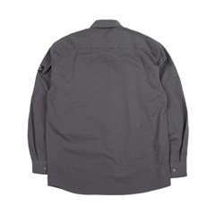 SCOTCH LINE SHIRT_(grey)
