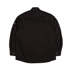 SCOTCH LINE SHIRT_(black)