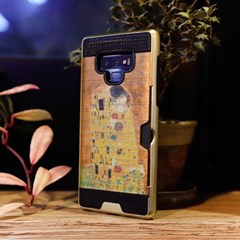 LG V20 (F800) Obli-Obra 명화 카드 범퍼 케이스