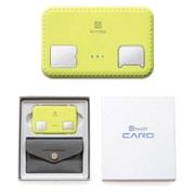 [쿨시스템] 휴대용 체지방측정기 지헬스 카드형