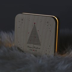 1AM 크리스마스 인테리어 샌드위치 무드등 선물 주문제_(1229045)