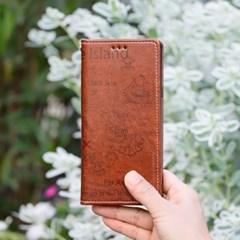 LG Q6 (LG X600) Suk-Teso 뽁뽁이 지갑 다이어리 케이스
