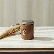 [LINEFRIENDS I MOSH] 모슈 라인프렌즈 푸드자 420 브라운