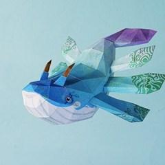 [톰텐]고래의비행(아몽) Whale Flight(Among)