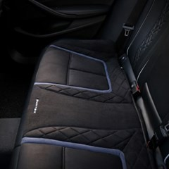 스마텍스 SC-16 메모리폼 뒷좌석 자동차시트커버