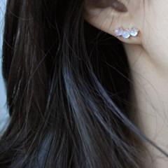 문스톤&래브라도 3하모니 귀걸이