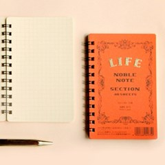[Life] Noble Ringo Note (3 colors)