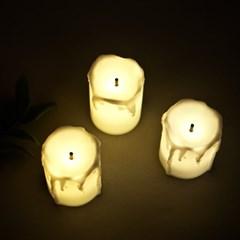미니 LED 양초 (4P)
