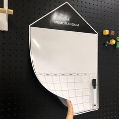 냉장고 자석 메모보드 미니화이트보드