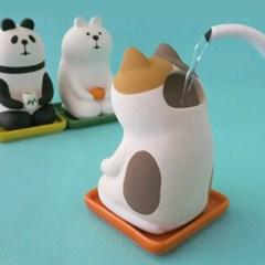 데꼴 가습 포트(고양이)