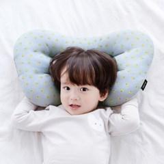 코니테일 아기 경추베개 - 클라우드(어린이 유아베개 이탈방지)