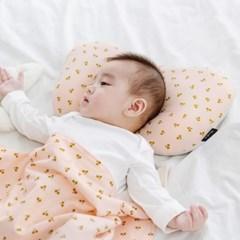코니테일 아기 짱구베개 - 클라우드(유아 신생아베개 이탈방지)
