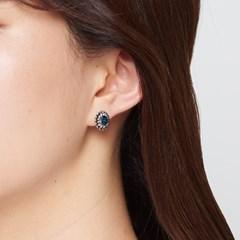 엔틱 크리스탈 귀걸이