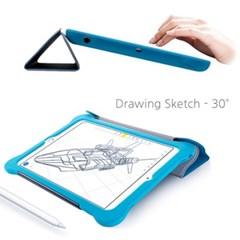 [Ozem] 아이패드프로9.7 태블릿 3in1 스마트커버 실리콘케이스
