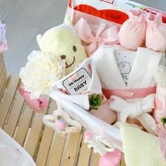 [아기욕조햄퍼] 베이비케어 12종 풀패키지_신생아용 (출산선물)
