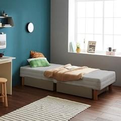 [두닷모노] 로디 서랍형 침대 S_서랍 2EA/그레이