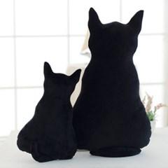 갓샵 3Color 예쁜쿠션 고양이인형 특이한동물 거실쇼파인테리어