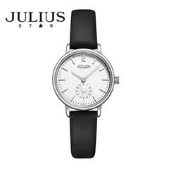 쥴리어스스타 JS011 여성 패션 가죽밴드 손목 시계