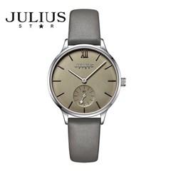 쥴리어스스타 JS010 여성 패션 가죽밴드 손목 시계