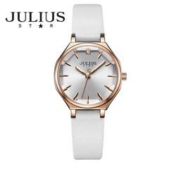 쥴리어스스타 JS008 여성 패션 가죽밴드 손목 시계
