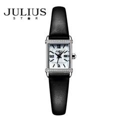 쥴리어스스타 JS002 여성 패션 가죽밴드 손목시계