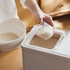 모던 심플 쌀통 10kg