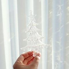 Bold Glitter Tree Ornament