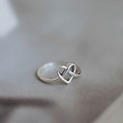 멜로디 Ring (silver925)