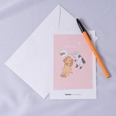 Sweet dream Postcard