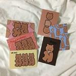 [뮤즈무드] muse mood postcard ver.8